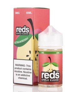 7 daze reds strawberry vape juice
