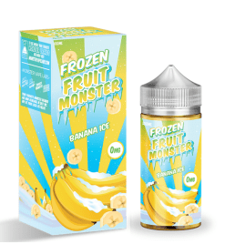 frozen Fruit monster banana ice ejuice