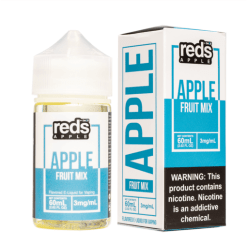 7 Daze Reds Fruit Mix eJuice