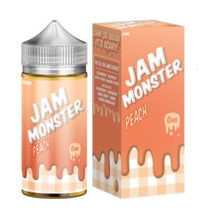 Jam Monster Peach eJuice