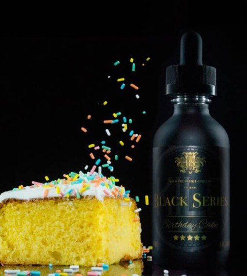 Kilo Black Series - Birthday Cake 100mL