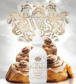 Kilo White Series - Cinnamon Roll 100mL