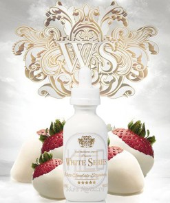 Kilo White Series - White Chocolate Strawberry 100mL