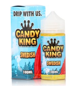 Candy King Swedish eJuice by DripMore