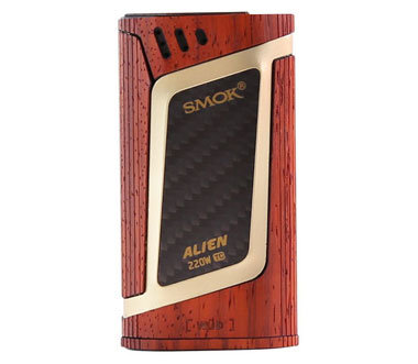 SMOK Alien Kit WUD Wraps