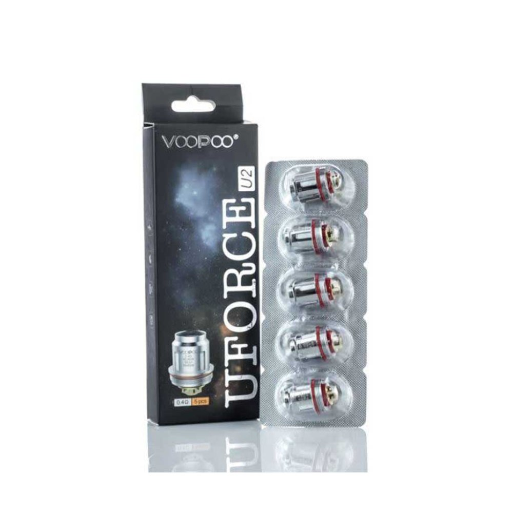 UForce Replacement Coils By Voopoo