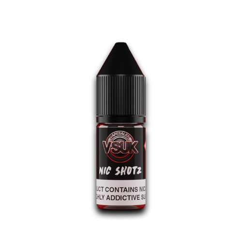 Nicotine shots - nicshots for e-liquid