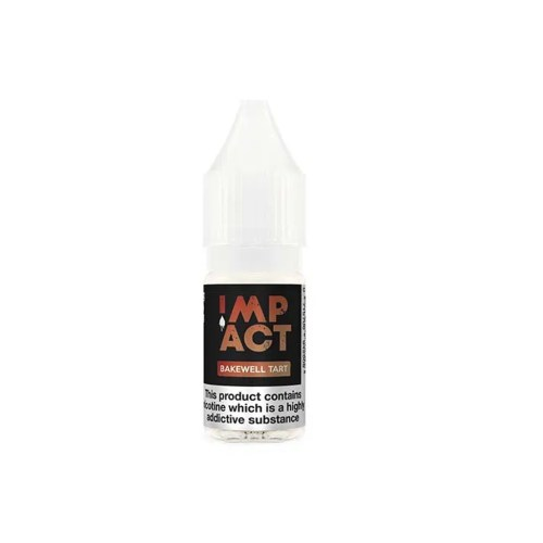 Bakewell Tart 10ml By Impact E-Liquid