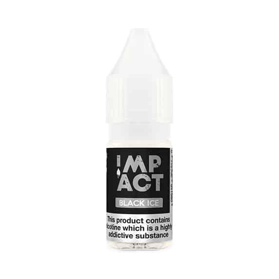 Black Ice By Impact E-Liquid