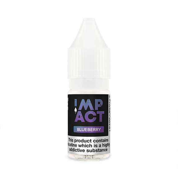 Blueberry By Impact E-Liquid