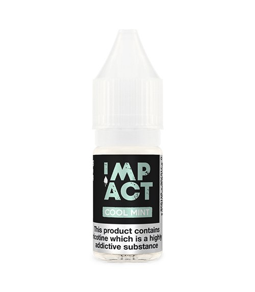 Cool Mint By Impact E-Liquid