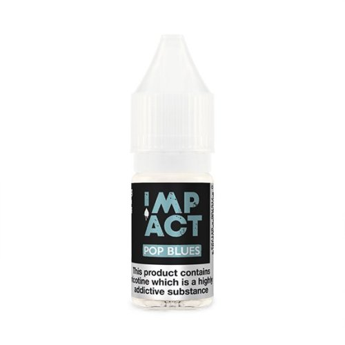Pop Blues By Impact E-Liquid