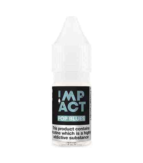 Pop Blues By Impact E-Liquid