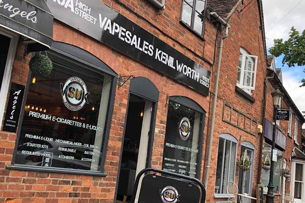 kenilworth vape shop