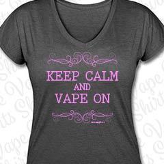 vape-shirt-ladies-keep-calm-and-vape-on