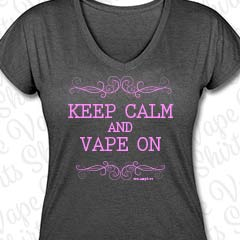 vape-shirt-ladies-keep-calm-and-vape-on