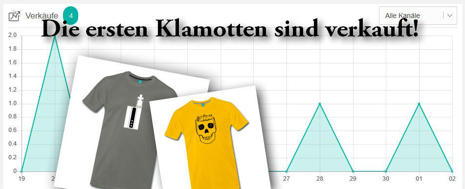 Dampfer T-Shirts Shop