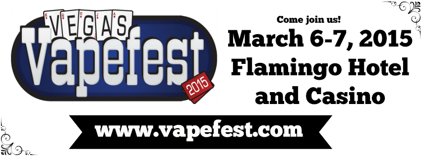 Visit Vapesling at Vegas Vapefest 2015