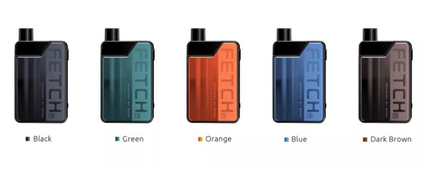SMOK Fetch Mini Kit All Colors
