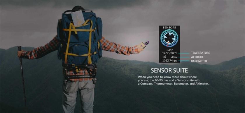 Innokin MVP5 Starter Kit 120W Sensor Suite