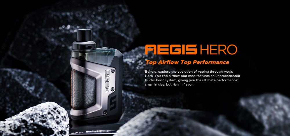 Aegis Hero Kit