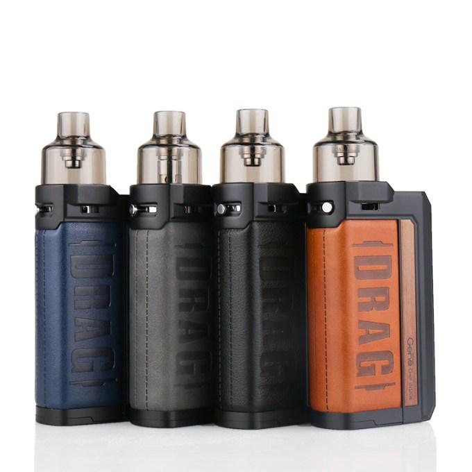 VOOPOO Drag Max Dual 18650 Pod Mod Kit 177W