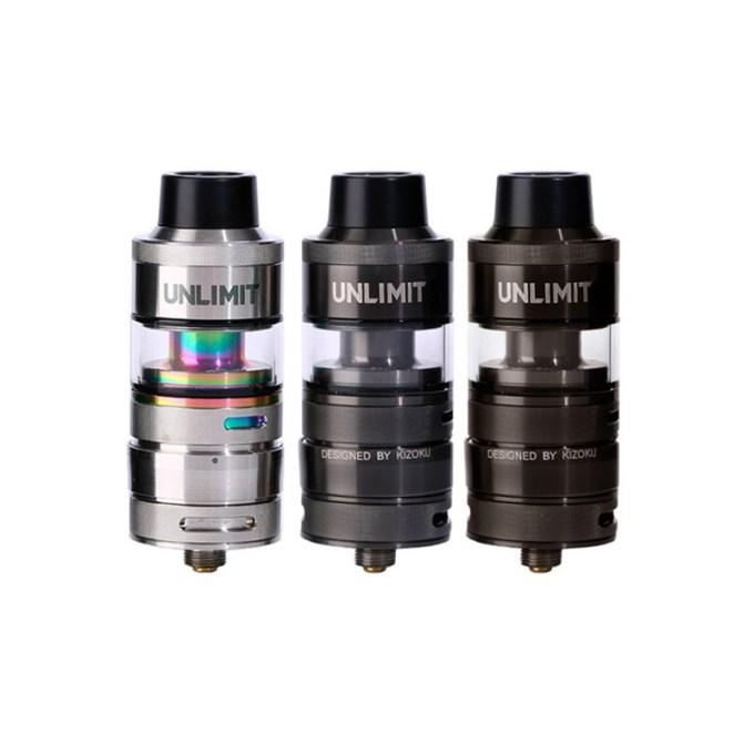 Kizoku Unlimit DL RTA 24mm 3.5ml