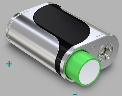 iStick Pico 25 with 18650 battery