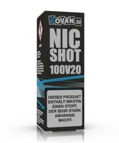 Vovan Nikotin Shots 100VG in 20mg