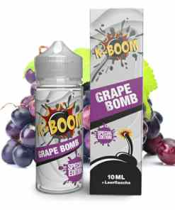 K-Boom Longfill Aroma Grape Bomb 10ml