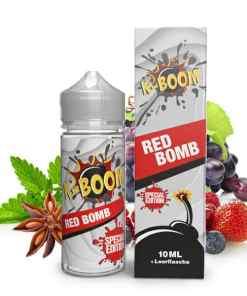K-Boom Longfill Aroma Red Bomb 10ml