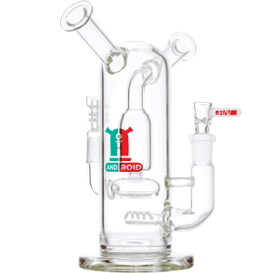 8 GRAV Dual-Function Android – Clear