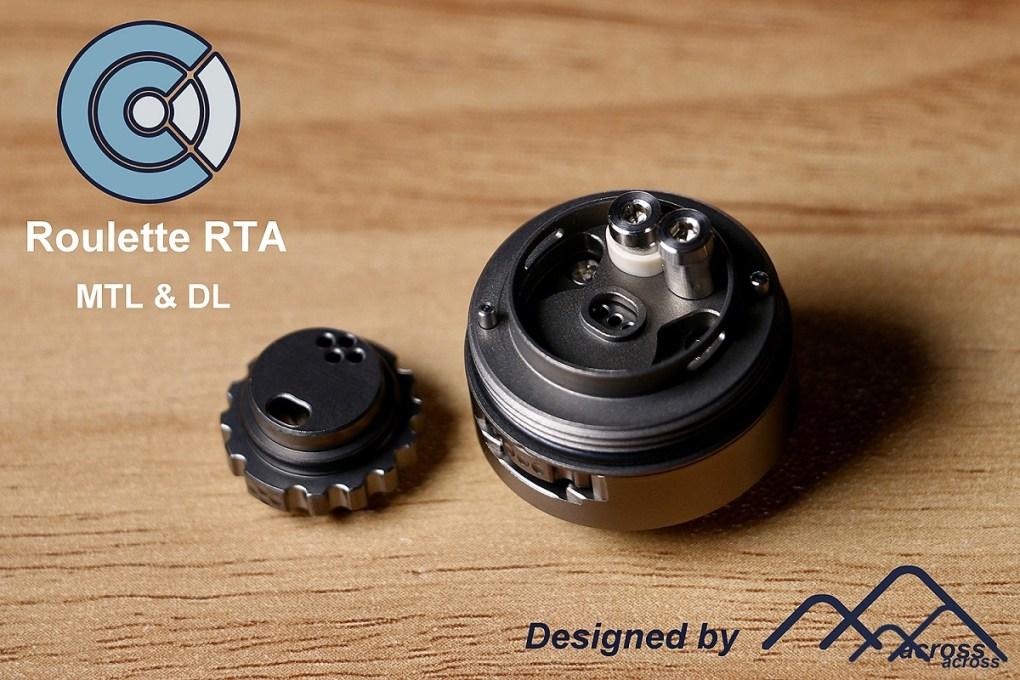 roulette rta 22mm by across vape 4