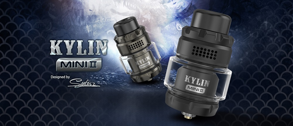 kylin mini v2 rta by vandy vape 1