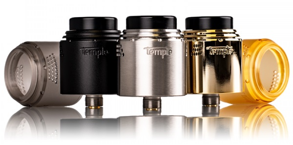 temple rda 2020 edition 28mm by vaperz cloud 1