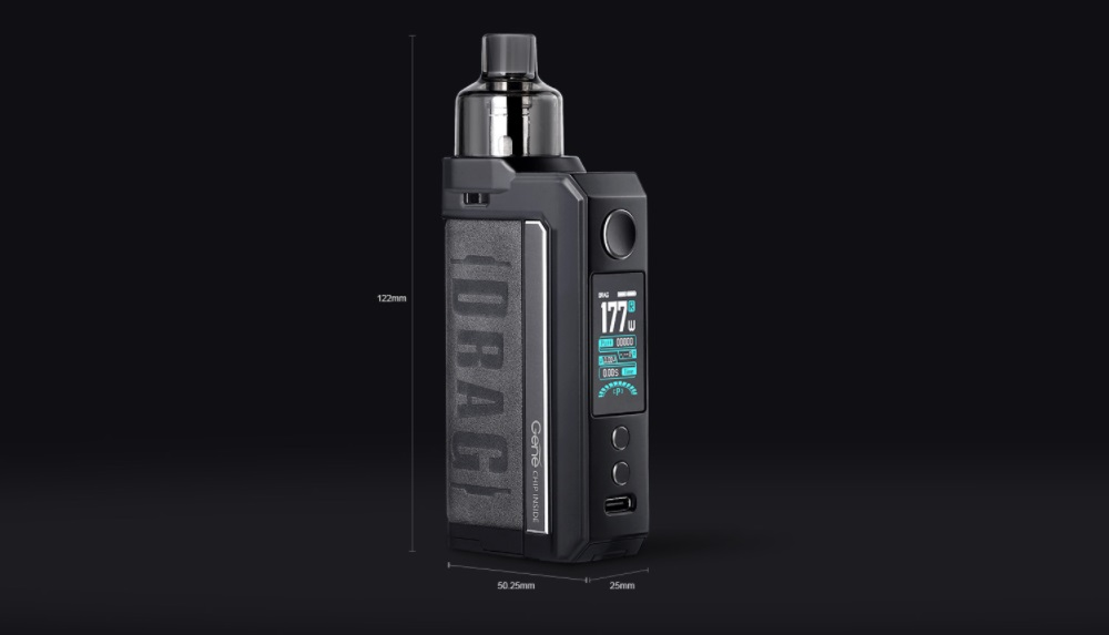 drag max kit 177w by voopoo 4