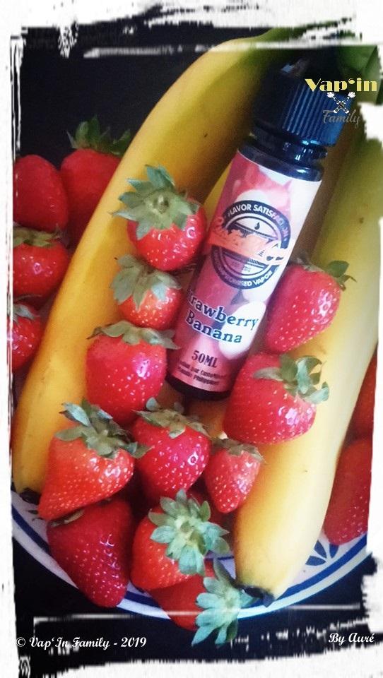 Strawberry Banana - Customixed - Vap