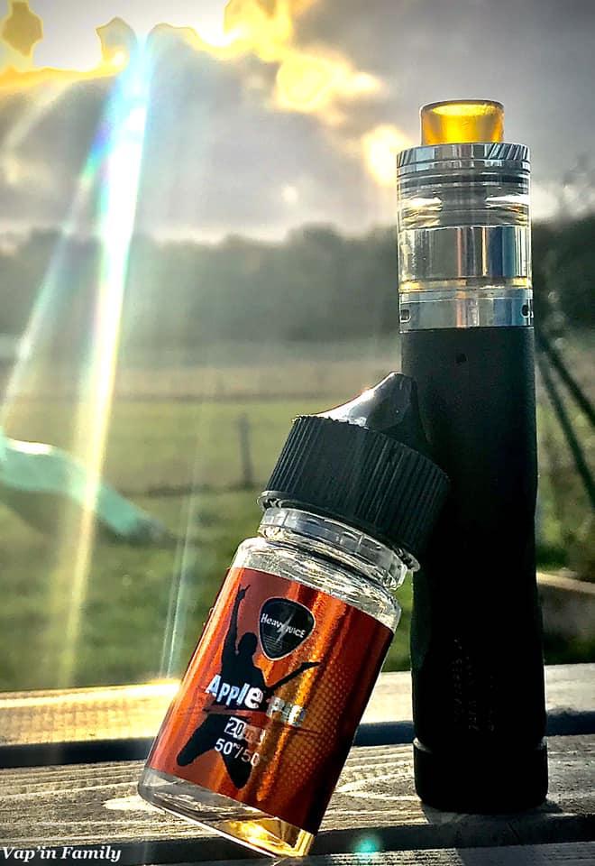 Apple Pie - Heavy Juice - Vap