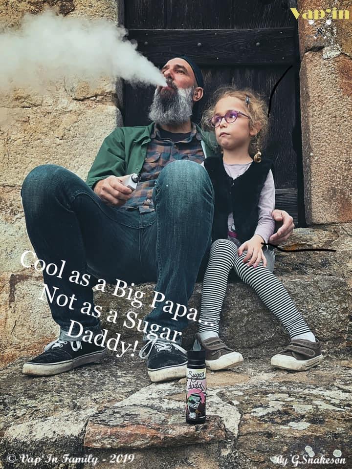 Sugar daddy - Big Papa - Vap