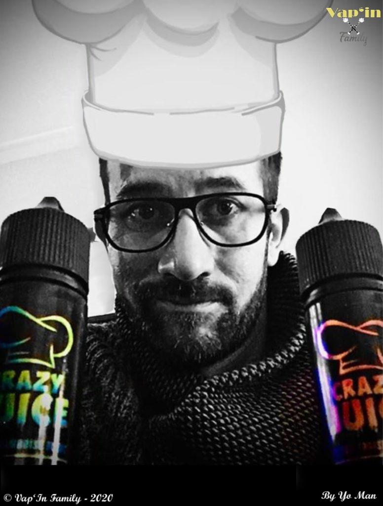 Crazy juice - Mukk mukk - Vap