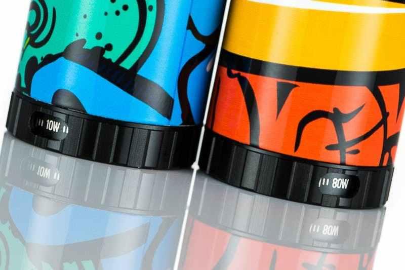 Freemax Twister 80W Kit Review