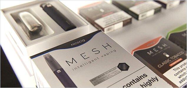 IQOS Phillip Morris box