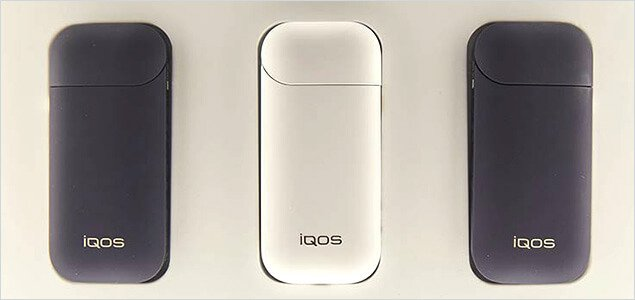 IQOS from Phillip Morris device