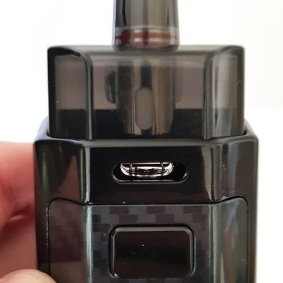 Smok RPM160 - Firing Button & Airflow