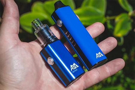 vape pens with big clouds e juice