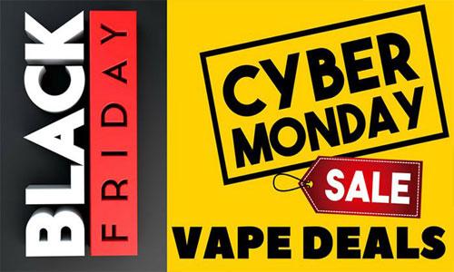 cyber monday vape deals