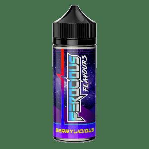 berrylicious e liquid