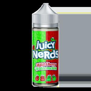 Juicy Nerds Wild Cherry Watermelon