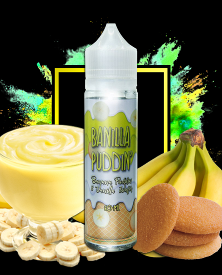banana pudding vape juice