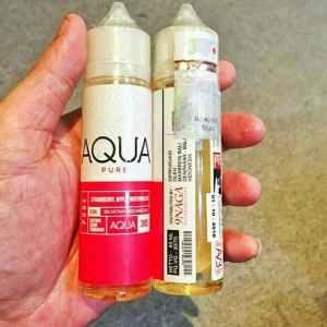 Aqua Pure Liquid Vapor Photo